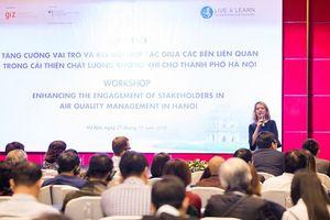 Việt Nam nằm trong các quốc gia có chất lượng không khí kém