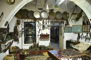 Độc đáo 'bảo tàng' cổ vật thu nhỏ, lưu giữ lịch sử huy hoàng của Syria