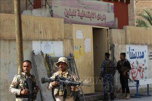 Iraq tiêu diệt thủ lĩnh đơn vị pháo cối của IS