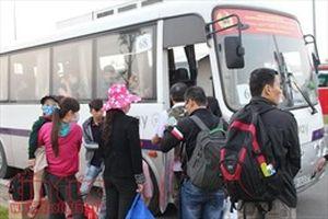Đồng Nai: Tặng 1.600 vé tàu, xe cho công nhân nghèo về quê đón Tết Nguyên đán
