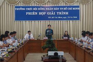 TP Hồ Chí Minh: Cán bộ không nên ngồi bàn giấy duyệt quy hoạch đô thị