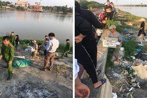 Nhận định ban đầu vụ bé trai sơ sinh tử vong bọc trong túi nilon ở Nam Định
