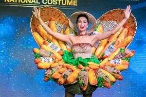 Trước H'Hen Niê các mỹ nhân Việt chọn trang phục dân tộc thế nào tại Miss Universe?