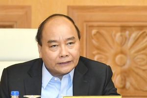 Thủ tướng chủ trì họp Thường trực Chính phủ về xây dựng Nghị quyết 01 năm 2019