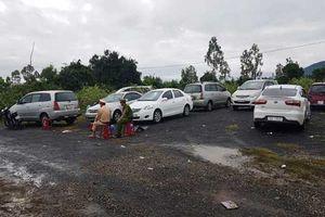 Phú Yên: Bắt giữ vụ đánh bạc quy mô lớn, thu giữ gần 30 ô tô