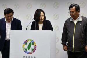 Bầu cử Đài Loan: Thất bại của Đảng Dân Tiến và bài học