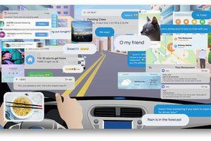 Nếu đang lái xe, xin đừng nhắn tin!
