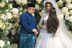 Quốc vương Malaysia cưới Hoa hậu Moskva