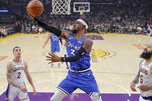 Orlando Magic chỉ cần hai hiệp đấu để khuất phục LeBron James và đồng đội