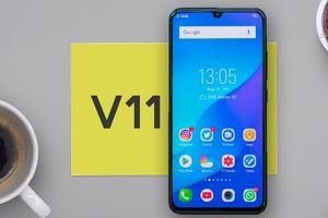 Vivo V11 giá gần 11 triệu đồng có đáng mua?