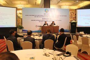 Quản lý hóa chất nâng cao năng lực xuất khẩu cho nông sản Việt