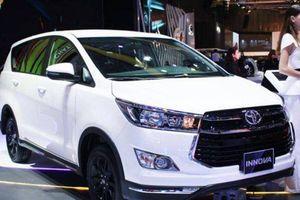 Vì sao Toyota Innova đứng đầu phân khúc xe đa dụng?