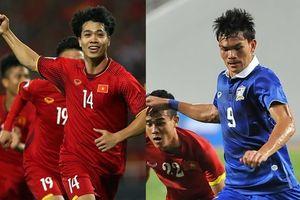 Việt Nam và Thái Lan khó gặp nhau ở chung kết AFF Cup 2018