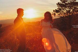 Hé lộ ảnh cưới tuyệt đẹp của MiA và vị hôn phu khiến nhiều người rần rần đòi… cưới theo