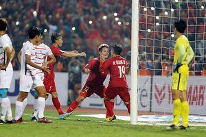 Tin rất vui cho thầy trò ông Park Hang Seo và các cổ động viên Việt Nam trước trận bán kết lượt đi AFF Cup 2018