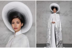 Sau 'Con rồng cháu tiên', Minh Tú tiếp tục mang 'Nụ cười Việt đẹp nhất thế giới' đến Miss Supranational 2018