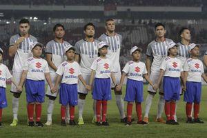 Philippines mất 5 trụ cột ở trận đấu với đội tuyển Việt Nam