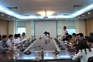Xây dựng định mức kinh tế kỹ thuật ứng dụng CNTT ngành TN&MT