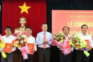 Bổ nhiệm Giám đốc Sở TN&MT Phú Yên, Phó giám đốc Sở TN&MT Quảng Trị