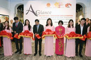 Tăng cường quan hệ hữu nghị Việt Nam - Singapore