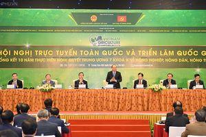 Thủ tướng Nguyễn Xuân Phúc chủ trì Hội nghị 'Diên Hồng' về Tam Nông