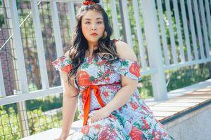 Nàng mẫu 'ngoại cỡ' Hàn Quốc phá vỡ mọi chuẩn mực về cái đẹp của Châu Á