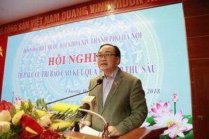Bí thư Thành ủy Hà Nội: Kiên quyết xử lý các vi phạm gây ô nhiễm sông Đáy