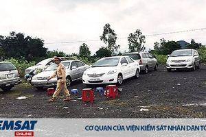 Vụ đánh bạc quy mô lớn nhất Phú Yên: Bắt 95 'con bạc', tạm giữ 30 ô tô