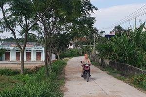 Vĩnh Phúc tháo gỡ khó khăn, thúc đẩy xây dựng nông thôn mới