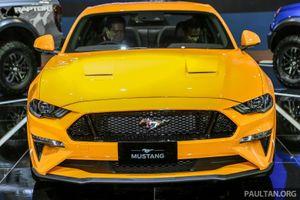 Ngắm trước Ford Mustang 2019 tại triển lãm KLIMS18