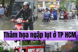Thảm họa ngập lụt ở TP HCM: Nhân tai và thiên tai!