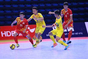 Giải Futsal HDBank Cúp quốc gia 2018: Chủ nhà mở hội