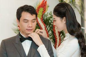 Chuyện showbiz: Rộ tin đồn Á hậu Thanh Tú cưới chạy bầu