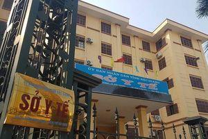 Nhiều sai phạm sau thanh tra tại Sở Y tế Bắc Giang