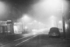 Giải mã đám mây giết người năm 1948