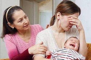 Tại sao phụ nữ lại hay mắc bệnh trầm cảm sau sinh?