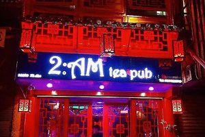 Bị xử phạt 3 lần, quán 2:AM tea pub vẫn ngang nhiên bán bóng cười