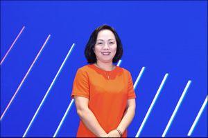 Bà Đặng Tuyết Dung làm Giám đốc quốc gia Visa Việt Nam và Lào