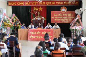Gia Lai: MTTQ xã Diên Phú tổ chức Đại hội điểm