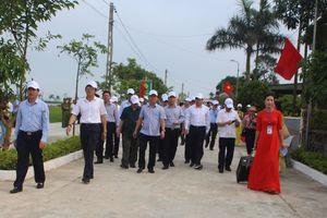 Huyện đầu tiên ở Hà Tĩnh đạt chuẩn nông thôn mới