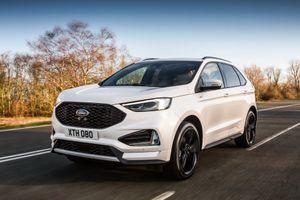 Bản nâng cấp Ford Edge 2019 nhiều công nghệ