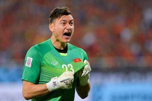 Văn Lâm 'bất khả chiến bại' so với các đối thủ ở vòng bảng AFF Cup