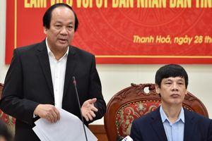 Thủ tướng yêu cầu Thanh Hóa khắc phục tình trạng 'quan lộ thần tốc'