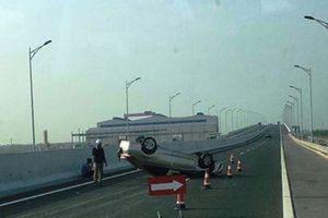 Tai nạn liên hoàn trên cao tốc Hải Phòng – Quảng Ninh