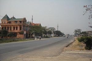 Huyện Thanh Liêm có 13/16 xã nông thôn mới