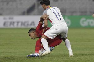 Tuyển Philippines với thành tích đáng xấu hổ tại vòng bảng AFF Cup 2018