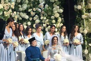 Quốc vương Malaysia kết hôn với Hoa hậu Mátxcơva