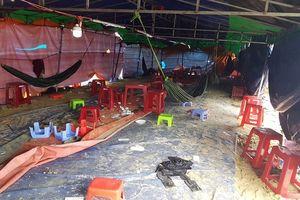 Vụ đánh bạc lớn nhất tỉnh Phú Yên: Tạm giữ hình sự 6 người