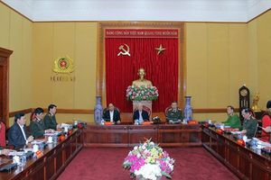 Tổng Bí thư, Chủ tịch nước Nguyễn Phú Trọng: Đảng ủy Công an Trung ương là 'điểm sáng' trong tinh gọn bộ máy