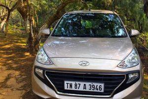 Ô tô siêu rẻ Hyundai Santro 2019 sắp về Việt Nam?